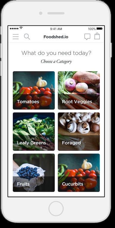 foodshed app
